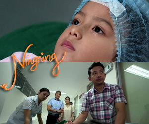 """""""Ningning"""" finally finds potential cornea donor in show's final week"""