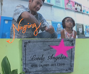 """Ningning and Dondon thanked Lovely for her guidance"""